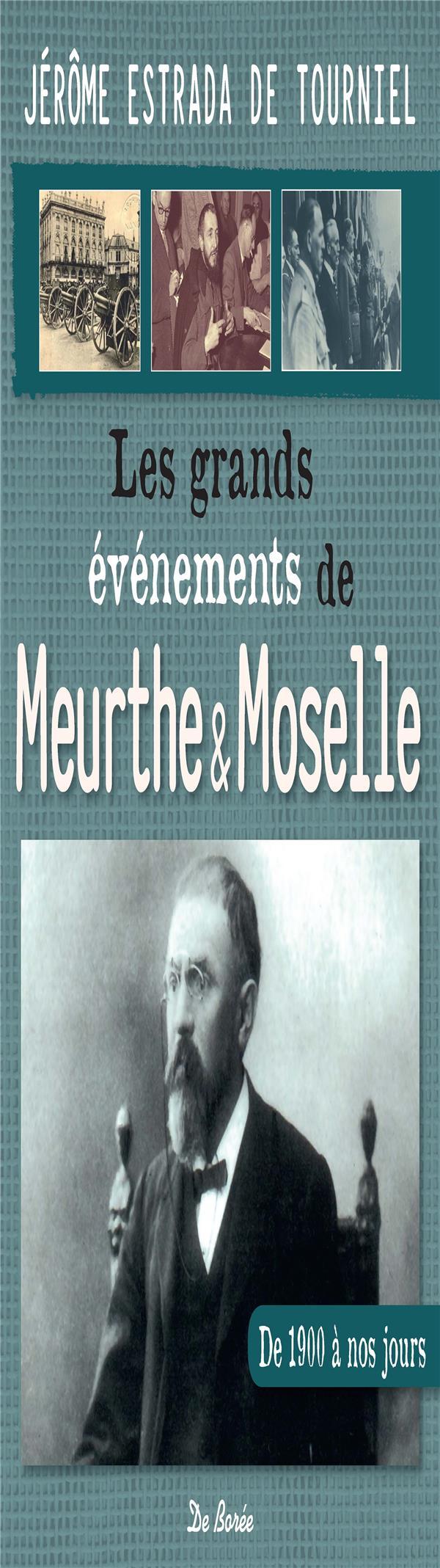 Meurthe et Moselle les grands évènements