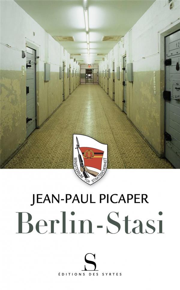 Berlin ; Stasi