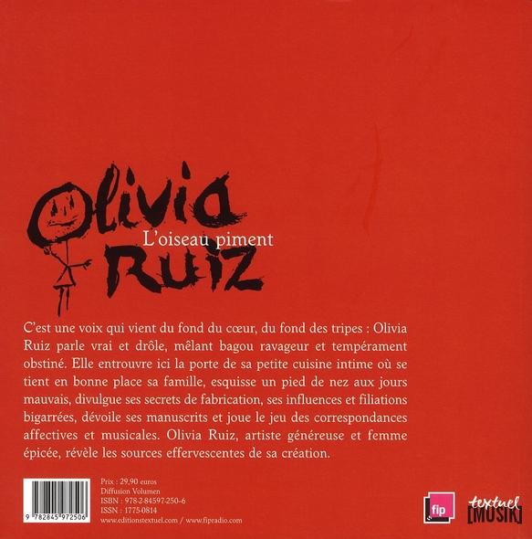 Olivia Ruiz, l'oiseau piment