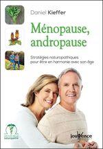 Vente Livre Numérique : Ménopause, andropause  - Daniel Kieffer
