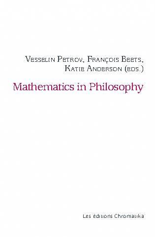 Mathematics in philosophy
