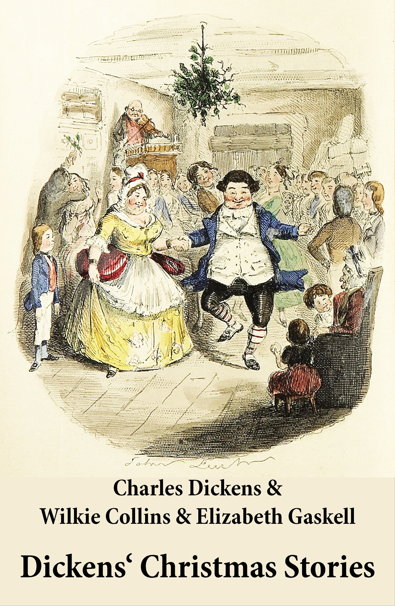 Dickens' Christmas stories ; 20 original stories published between 1850 and 1867