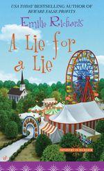 Vente EBooks : A Lie for a Lie  - Emilie Richards