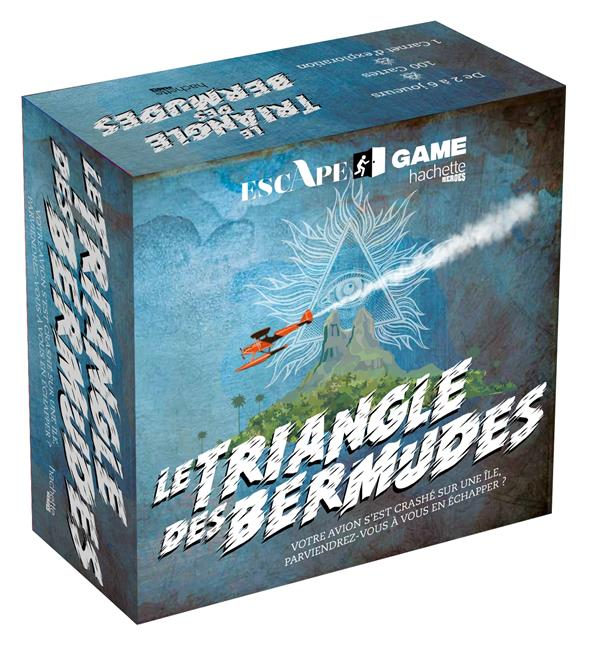 Le triangle des Bermudes ; escape game