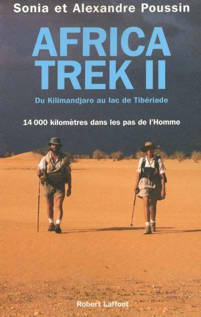 Africa trek - tome 2 - du kilimandjaro au lac de tiberiade - vol02