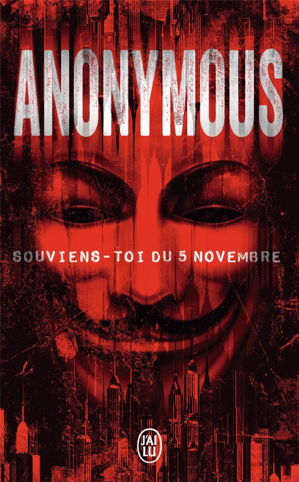 Anonymous ; souviens-toi du 5 novembre