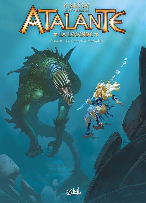 Atalante - la légende T.9 ; le secret d'Héraclès