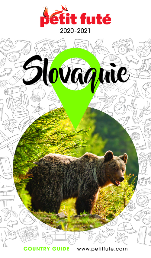 GUIDE PETIT FUTE ; COUNTRY GUIDE ; Slovaquie (édition 2020/2021)