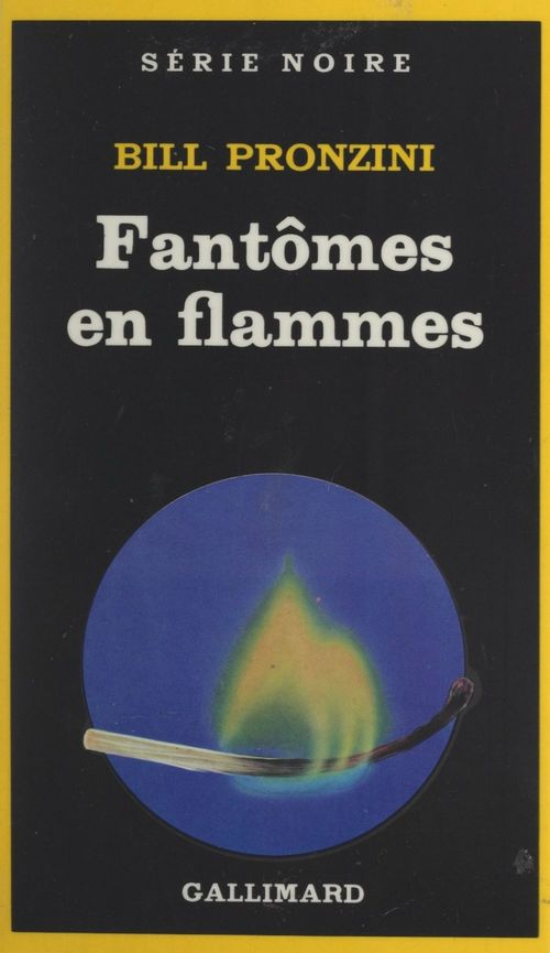 Fantômes en flammes