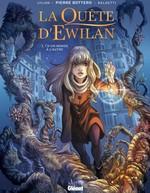 Vente EBooks : La quête d'Ewilan T.1 ; d'un monde à l'autre  - Pierre Bottero - Lylian - Laurence Baldetti