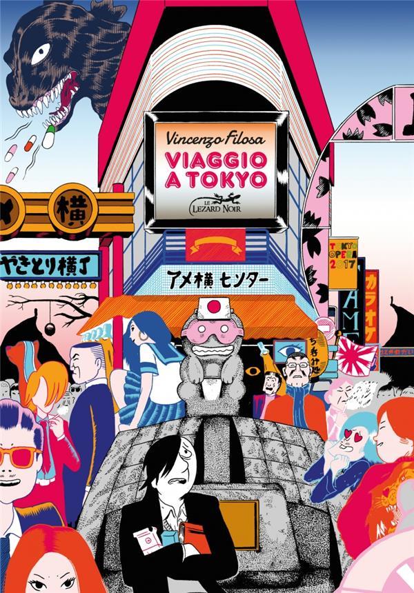 VOYAGE A TOKYO FILOSA VINCENZO