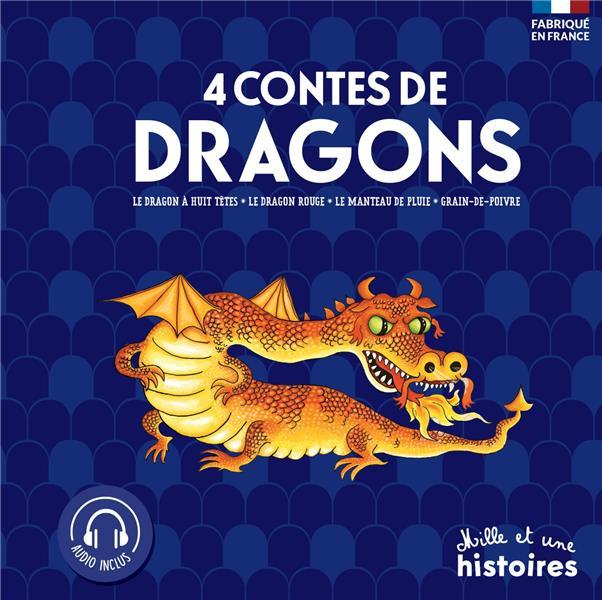 4 contes de dragons