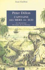 Vente Livre Numérique : Peter dillon, capitaine des mers du sud  - Jean Guillou - Guillou