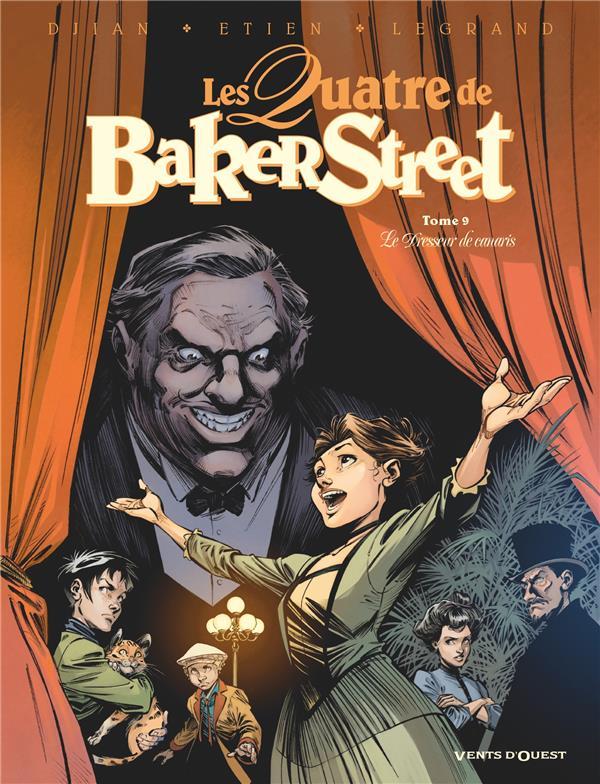 Les quatre de Baker Street t.9 ; le dresseur de canaris