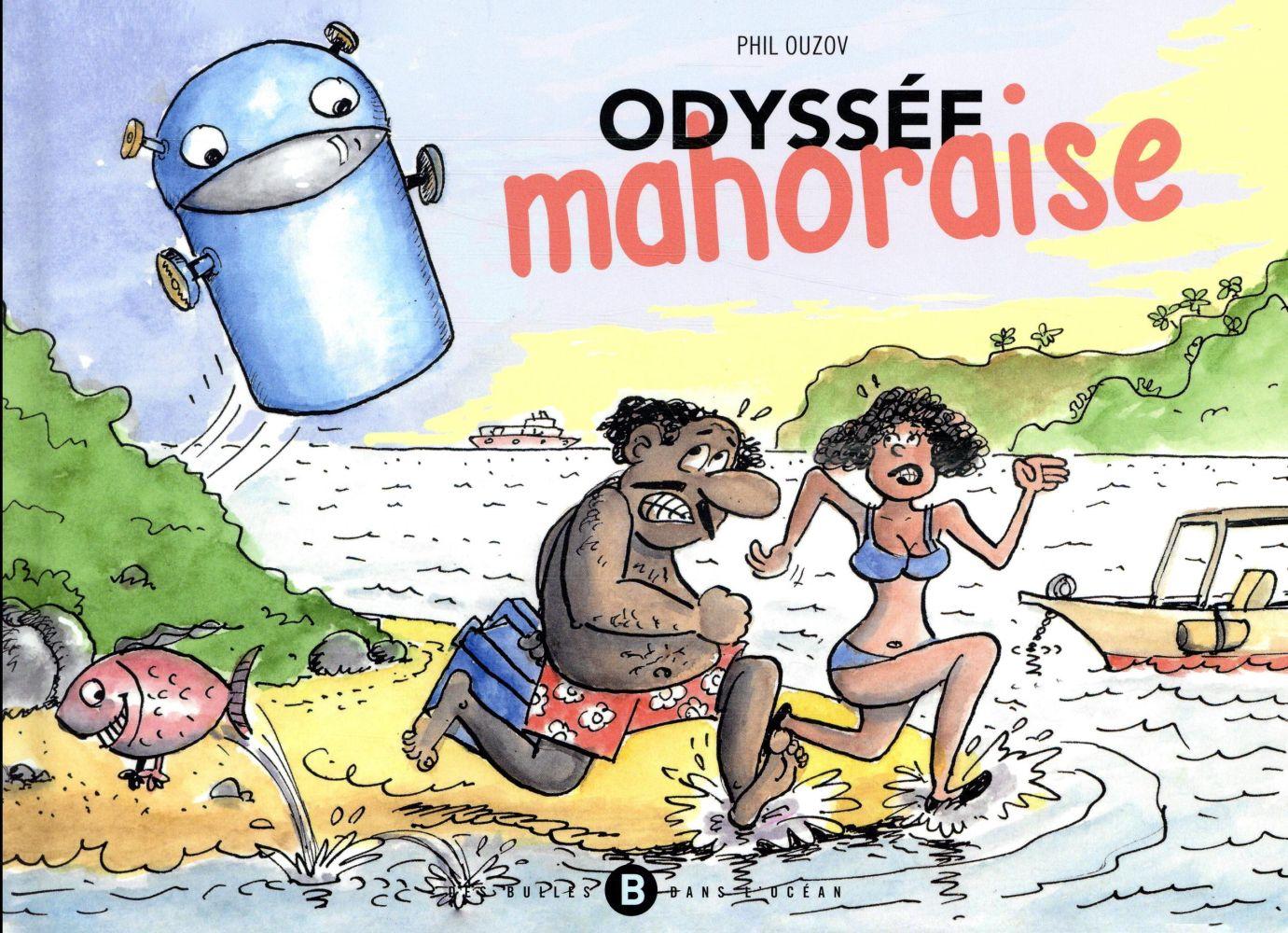 Odyssée mahoraise