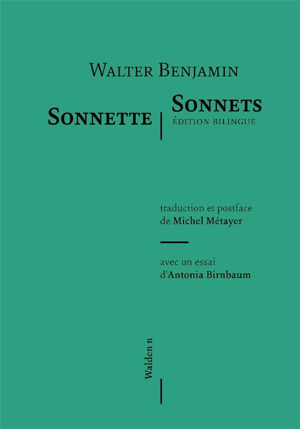 Sonnette/sonnets