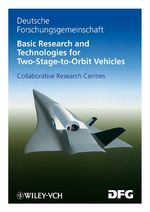 Basic Research and Technologies for Two-Stage-to-Orbit Vehicles  - Dieter Jacob - Siegfried Wagner - Gottfried Sachs