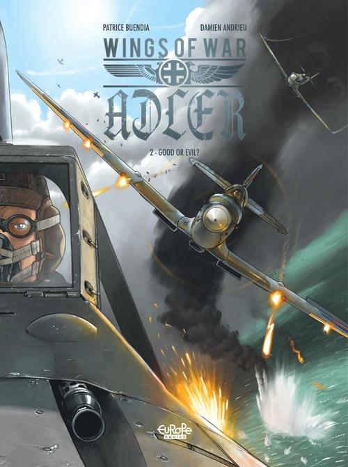 Wings of War Adler - Volume 2 - Good or Evil?