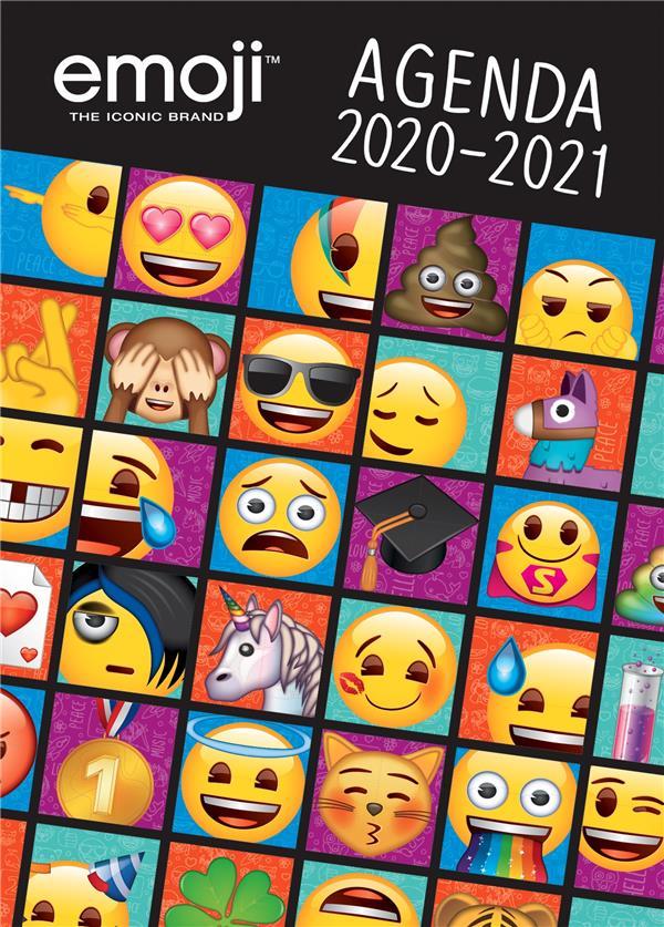Emoji ; agenda (édition 2020/2021)