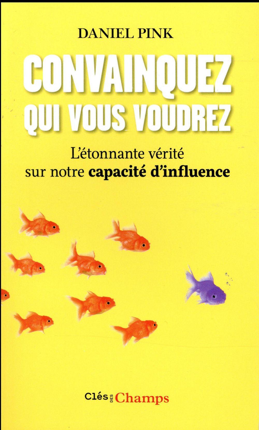 convainquez qui vous voudrez ; l'étonnante vérité sur notre capacité d'influence