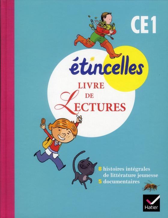 Etincelles; Francais ; Ce1 ; Livre De Lectures