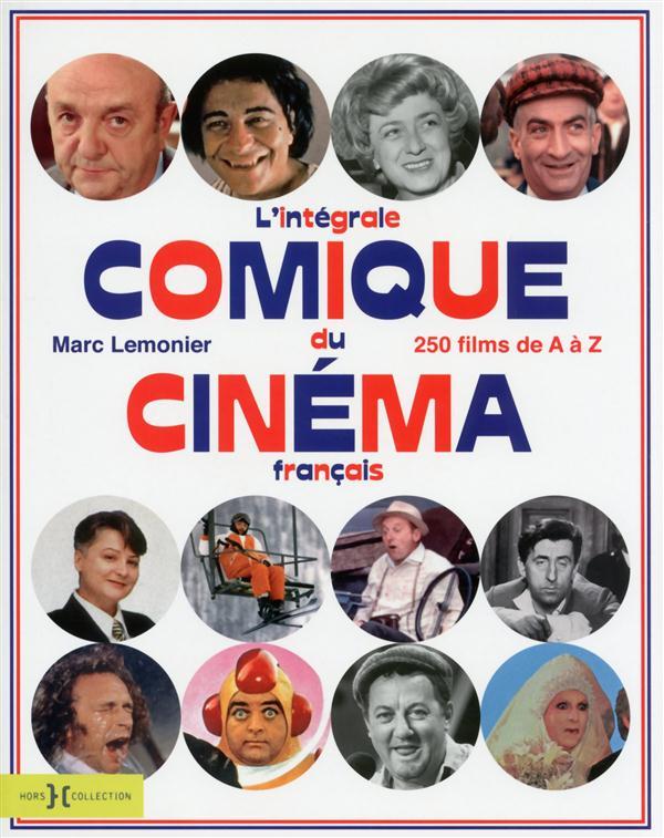 Comique du cinéma français ; intégrale
