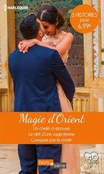 Vente Livre Numérique : Magie d'Orient  - Lucy Monroe - Fiona McArthur - Teresa Southwick