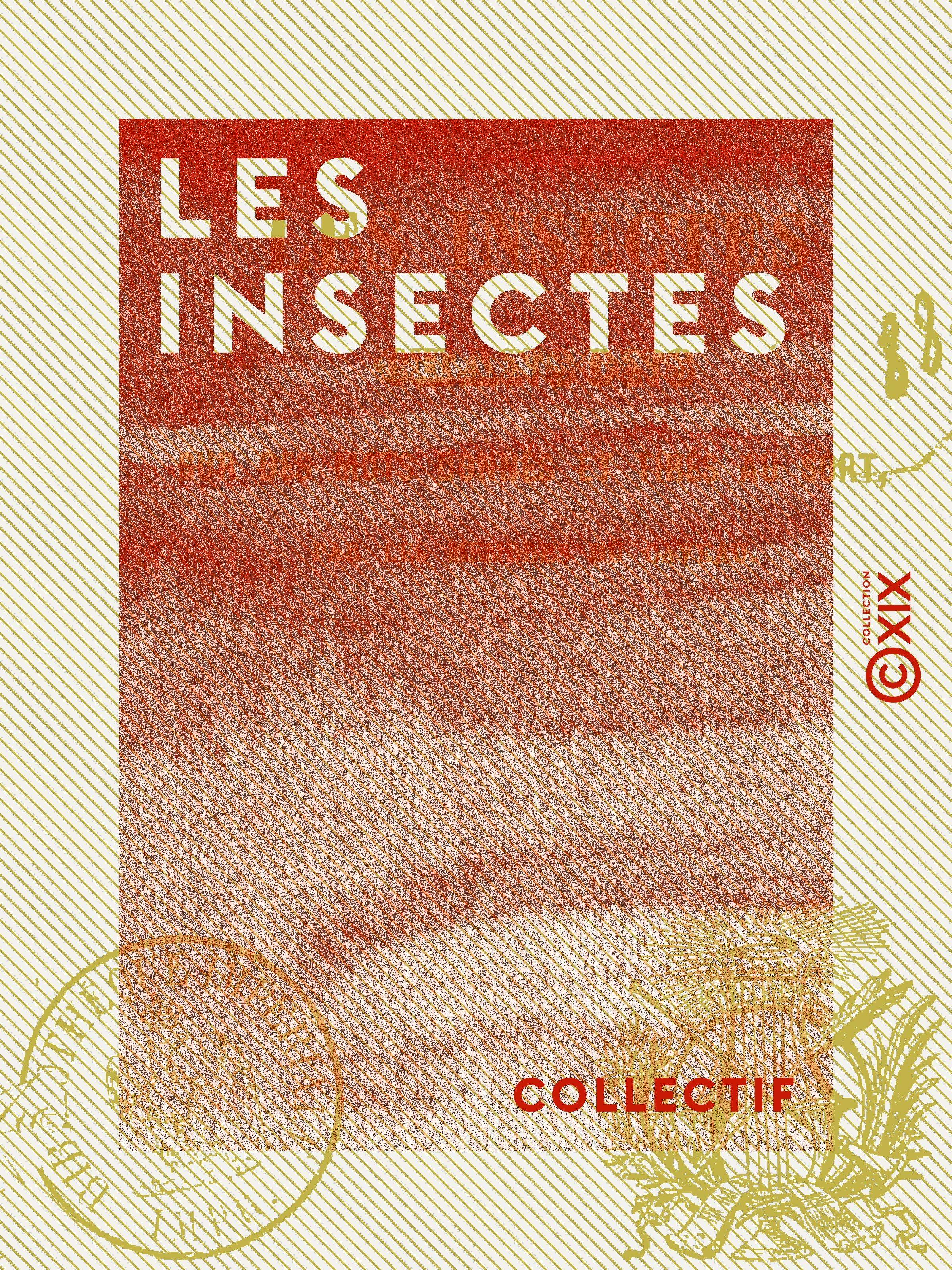 Les Insectes - Chansons sur des mots donnés et tirés au sort