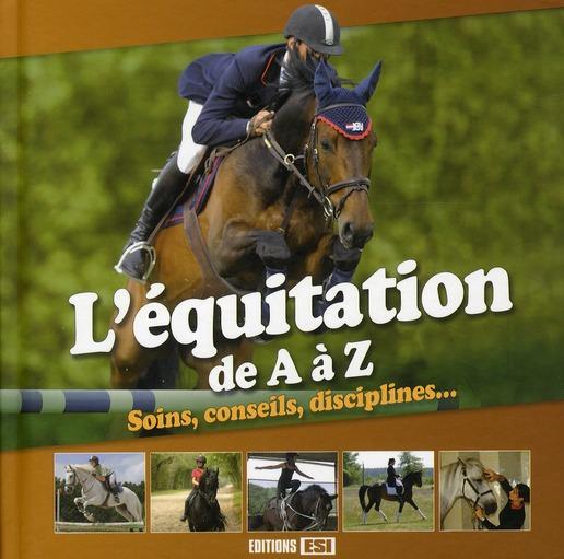 L'Equitation De A A Z
