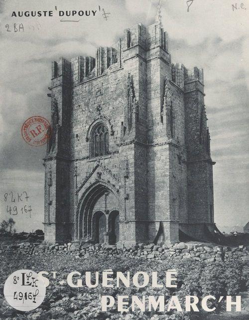 St Guénolé Penmarc'h