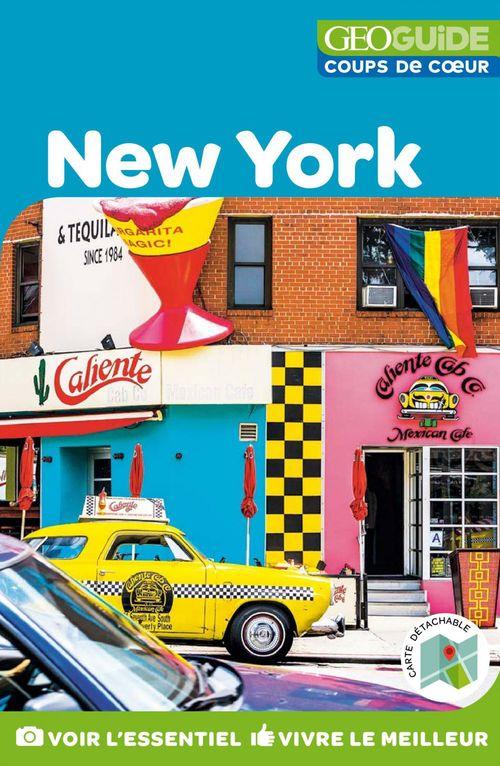 GEOguide coups de coeur ; New-York (édition 2018)
