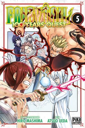 Fairy Tail - 100 years quest T.5