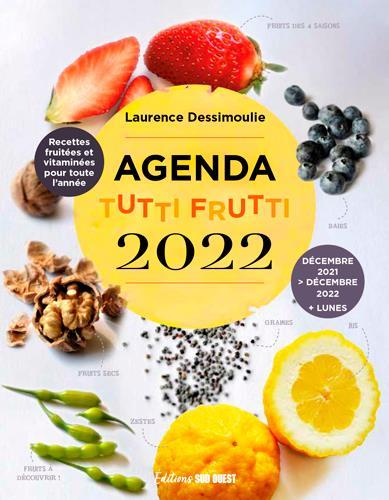 L'agenda tutti frutti (édition 2022)