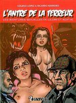 L'antre de la terreur ; les aventures sexuelles de Lilian et Agathe