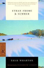 Vente Livre Numérique : Ethan Frome & Summer  - Edith Wharton