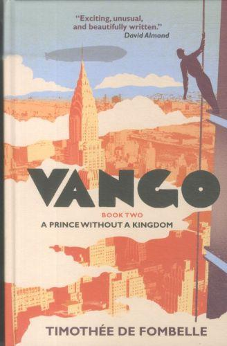 Vango - tome 2: a prince without a kingdom