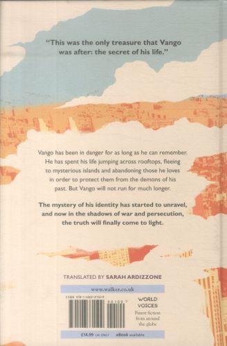 Vango - tome 2: a prince without a kingdom