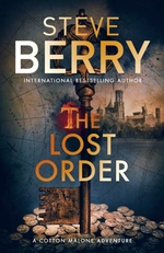 Vente Livre Numérique : The Lost Order  - Steve Berry