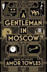Vente Livre Numérique : A Gentleman in Moscow  - Amor Towles