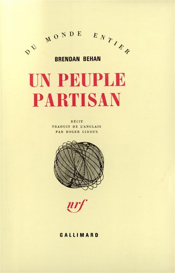Un peuple partisan
