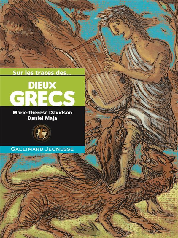 Sur Les Traces De; Dieux Grecs