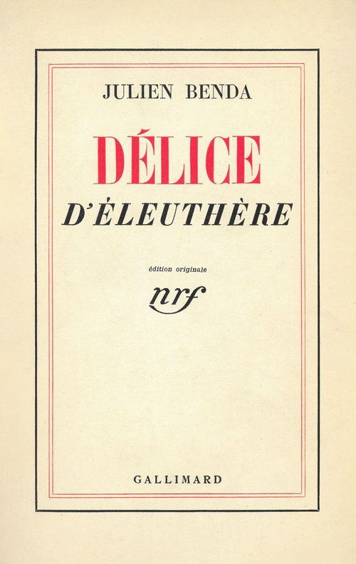 Delice d'eleuthere