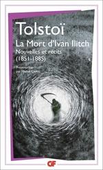 Vente Livre Numérique : La mort d'Ivan Ilitch  - Léon Tolstoï