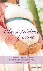 Vente Livre Numérique : Un si précieux secret  - Anne McAllister - Linda Conrad - Kate Walker