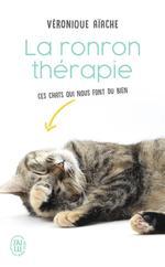 La ronron thérapie ; ces chats qui nous font du bien
