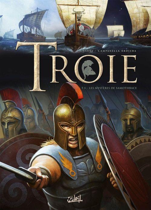 Troie T03  - Nicolas Jarry  - Erion Campanella Ardisha