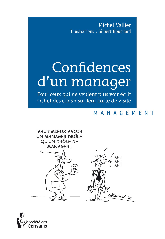 Confidences d'un manager
