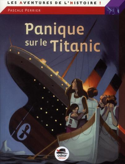 panique sur le Titanic !
