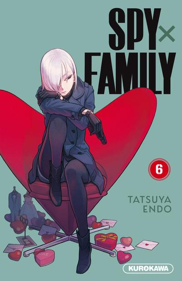 Spy x family t.6