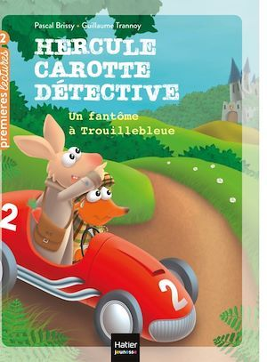 Hercule Carotte, détective T.1 ; un fantôme à Trouillebleue